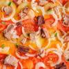 monique merzougui trio de tomates en salade
