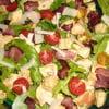 stã©phanie linquette salade au poulet cã©sar