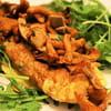 omelette aux champignons herve moreau300
