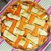 17tarte courgettes carottes chevre