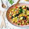 8 taboule aux petits pois poivrons tomates olives noires et avocat pourquoi je
