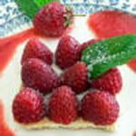 croquante aux fraises