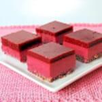 carres au yaourt et aux framboises isabelle lambert300 cuisiner dessert 1342302