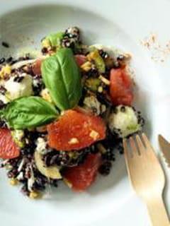 Salade de riz vénéré