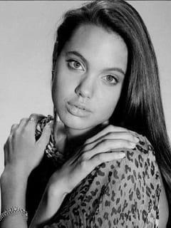 Angelina Jolie, avant