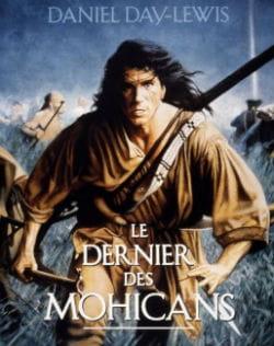 l'affiche de le dernier des mohicans (1992)