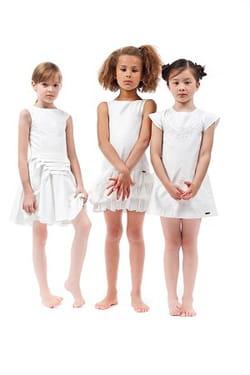 robe incolor1, robe ilissa et robe innocente junior gaultier