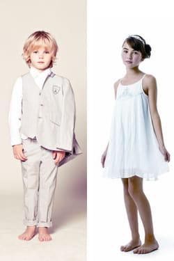 de jolies tenues de cérémonie pour vos petits !