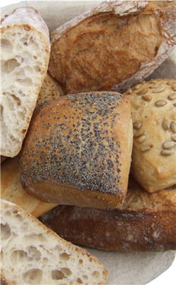 Variez les pains ces aliments qui ne font pas toujours - Aliment coupe faim qui ne fait pas grossir ...
