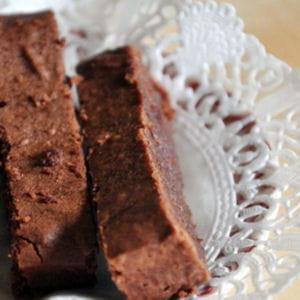 gâteau au chocolat à double cuisson