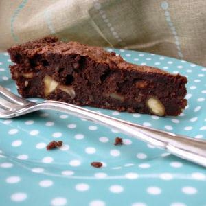 gâteau pommes de terre chocolat