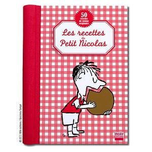 Les recettes du petit nicolas les livres culinaires - Le journal des femmes cuisine mon livre ...