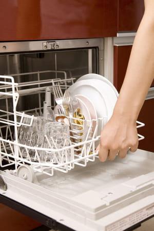 Le lave vaisselle ces objets sont de vrais nids - A combien laver les draps ...