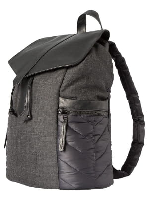 Sac dos sackpack de mademoiselle plume pour comptoir des cotonniers comptoir des - Mademoiselle plume comptoir des cotonniers ...