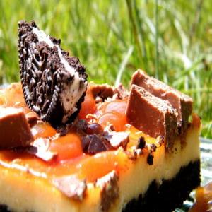 cheesecake oréos et toblérone