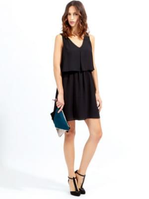 robe double de etam grand cru de petites robes noires. Black Bedroom Furniture Sets. Home Design Ideas
