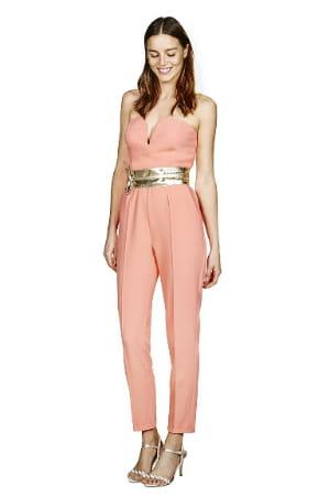 combinaison pantalon et ceinture nouer de naf naf des looks chics d 39 invit e aux c r monies d. Black Bedroom Furniture Sets. Home Design Ideas