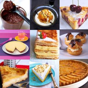 les 25 desserts préférés des lecteurs