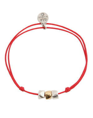le bracelet '3 wishes' de gas bijoux