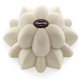 fleur de glace d'häagen-dazs
