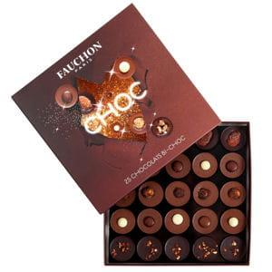 ecrin de chocolats bi-choc de fauchon