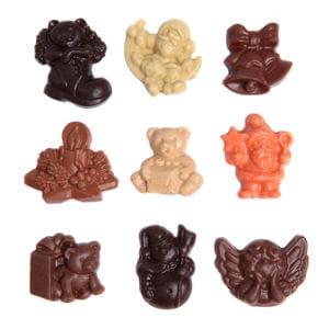 choco'surprises de l'atelier du chocolat