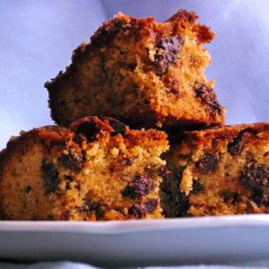 brownies au beurre de cacahuètes