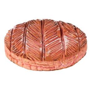 galette aux pralines roses de gontran cherrier