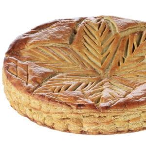 galette chocolat-pistache
