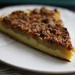 tarte flan aux pommes et crumble sp culoos 50 recettes sans chichi pour recevoir ses amis. Black Bedroom Furniture Sets. Home Design Ideas