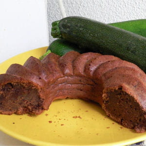 moelleux chocolat-courgette