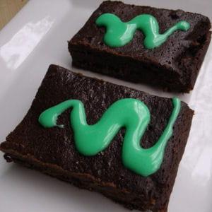 brownie extra fondant menthe-chocolat