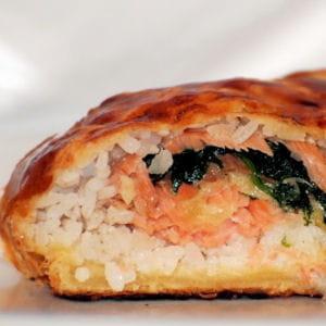 saumon en p 226 te feuillet 233 e 15 recettes avec de la p 226 te feuillet 233 e journal des femmes