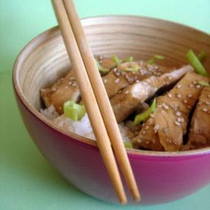 poulet teriyaki
