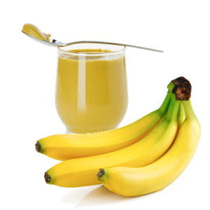 tartine banane-moutarde