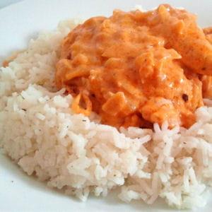 Poulet l 39 indienne que faire avec une escalope de - Comment cuisiner des escalopes de poulet ...