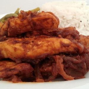 filets de poulet au cumin