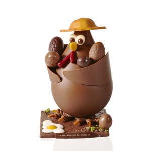 chococotte de la maison du chocolat
