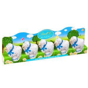 les mini agneaux de lindt