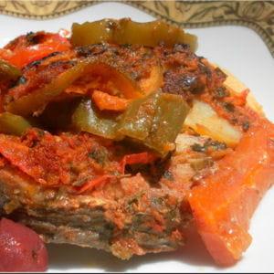 : tajine de poisson à la marocaine - journal des femmes cuisiner