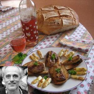 escalope de foie gras poêlé