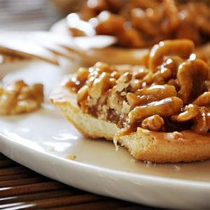 tartelettes aux noix