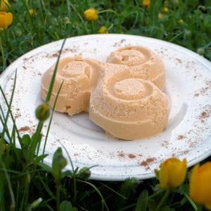 triskell glacé au caramel au beurre salé