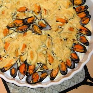 mouclade bretonne
