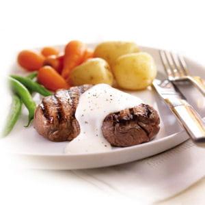 steak en sauce philadelphia