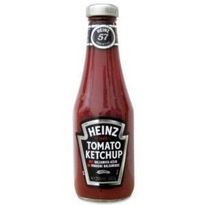 ketchup heinz au vinaigre balsamique