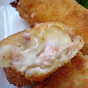 croquettes de crevettes