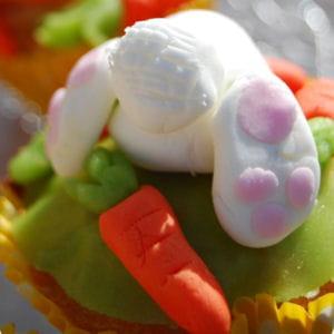cupcakes poires amandes