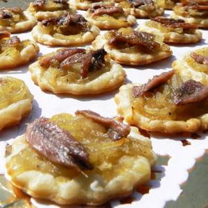 mini-pissaladière