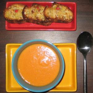 soupe de poisson veloutée basquaise